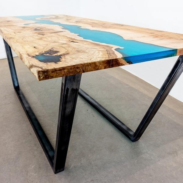 IOS – Table résine