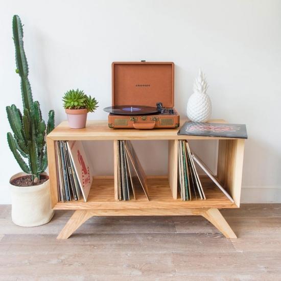 OKA – Meuble vinyle